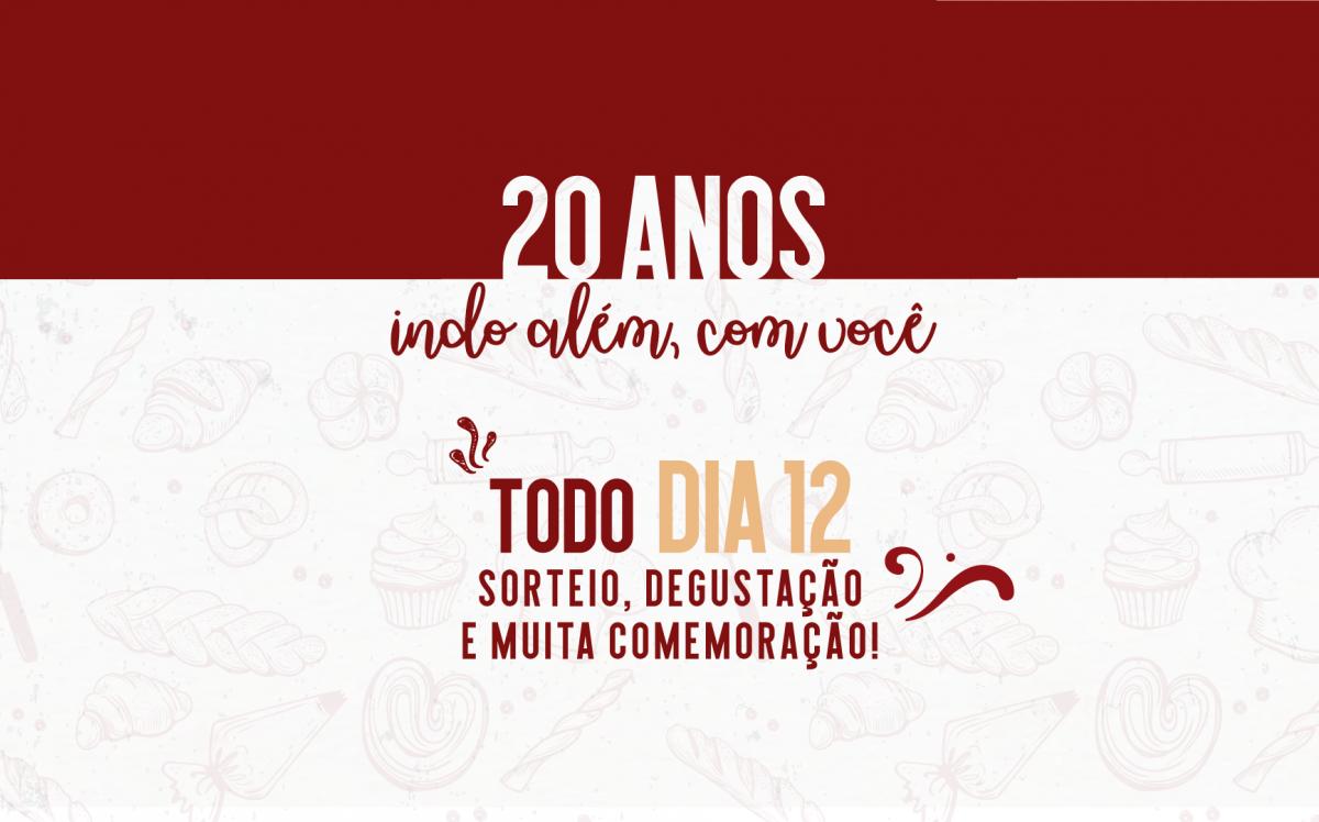 Campanha 20 anos